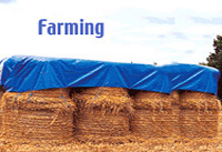 Water Proof Virgin Tarpaulin for Farming.