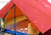 Tarpaulin Fabrics Children's Recreational Attractions.